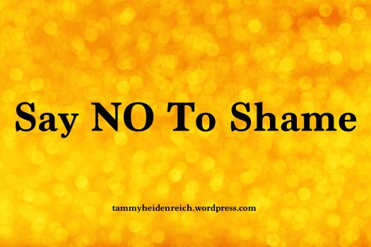 Say No To Shame